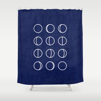 cycle Shower Curtains featuring Cycle by daphneebc