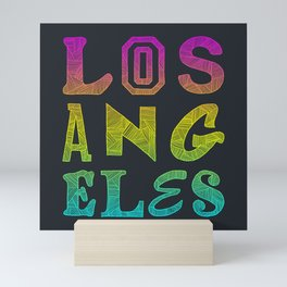 Los Angeles Mini Art Print