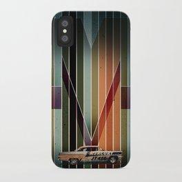 MERCURY JT450 iPhone Case