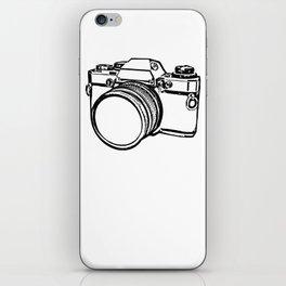 Camera 2 iPhone Skin