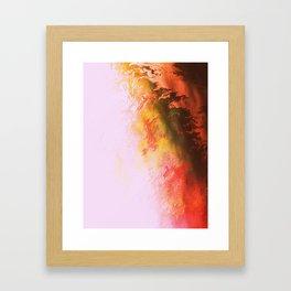 Fluid1 Framed Art Print