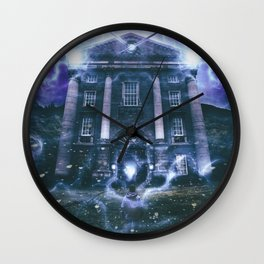 TO THE END OF MY DREAMS Wall Clock