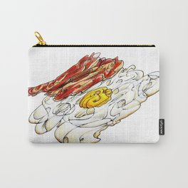 Eggs n Bacon Carry-All Pouch