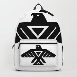 Thunderbird flag - Authentic Hi Def Backpack