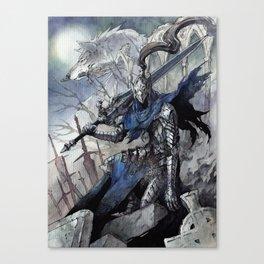 Artorias (Dark Souls) Canvas Print