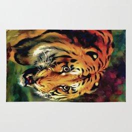 Bengal Tiger Rug