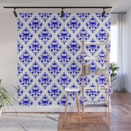 Forest Damask Wall Mural