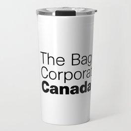 The Canadian Bag Corporation Travel Mug