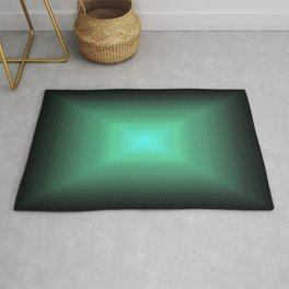 Optical art 3 Rug