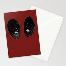 Merc with a Mouth Stationery Cards