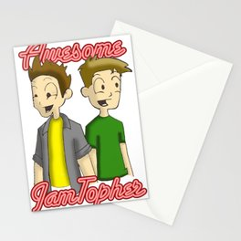 Awesome JamTopher Stationery Cards