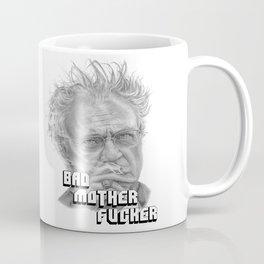 The King of Sweden - Bad Mother Fucker Coffee Mug