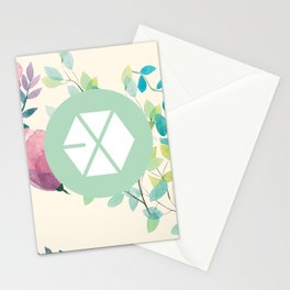 EXO Stationery Cards