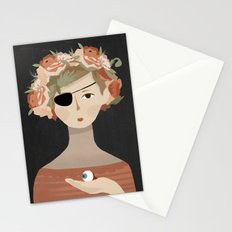 Eye for an eye Stationery Cards