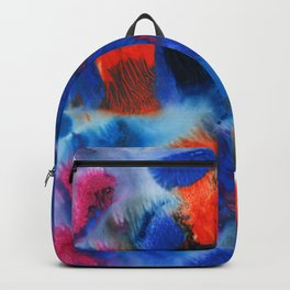 FlowAbstract Backpack
