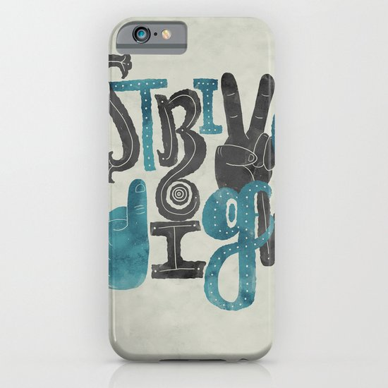Strive High iPhone & iPod Case