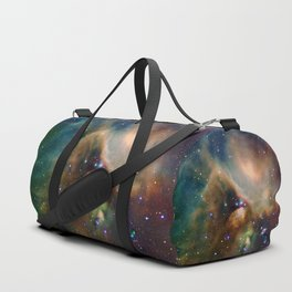 Newborn Stars Duffle Bag