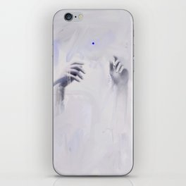 The Weight Of It All iPhone Skin