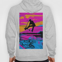 Lets Fly!  - Stunt Scooter Hoody