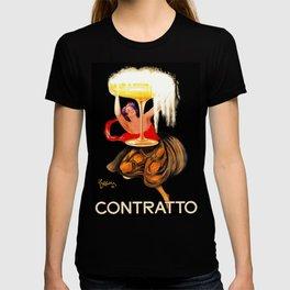 Prosecco Contratto Leonetto Capiello T-shirt