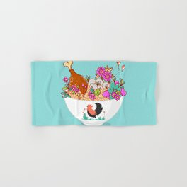 Bakmi Komplit Fantasy Hand & Bath Towel