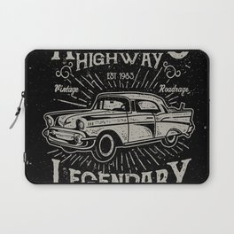 American Highway Star Laptop Sleeve