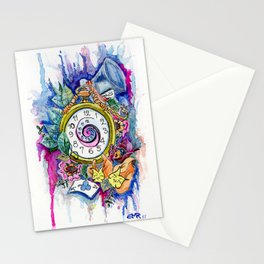 Remembering Wonderland Stationery Cards