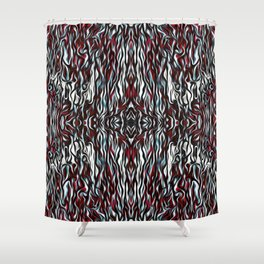 IkeWads 206 Shower Curtain