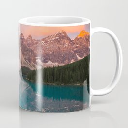 Moraine Lake, Canada Coffee Mug