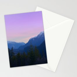 Evening on the Top Stationery Cards