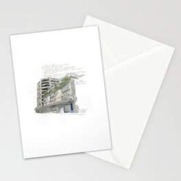 41 Victoria Street Stationery Cards