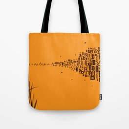 Swarm of B's Tote Bag