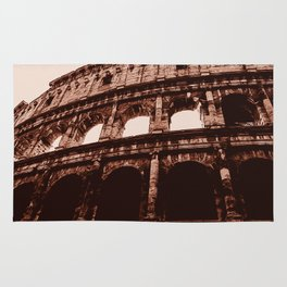 Ancient Colosseum, Rome Rug