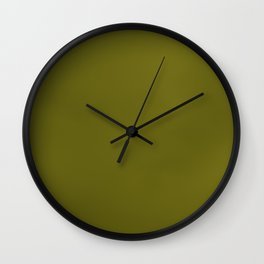 Color Inspired 9 Wall Clock