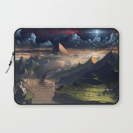 Under the Miky Way Laptop Sleeve