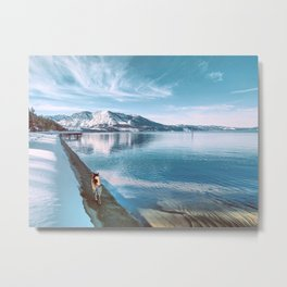 South Lake Tahoe Metal Print