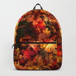 Fall in love in Dover Backpack