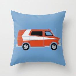 Gran Van Torino Throw Pillow
