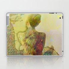 The guard of the eternal dragon Laptop & iPad Skin