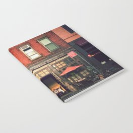 New York City Notebook