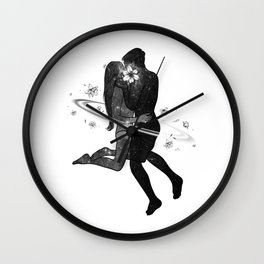 A world of us. Wall Clock