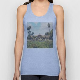 the botanical building ... Unisex Tank Top