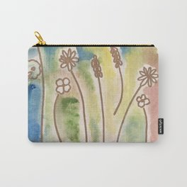 Flower rythm Carry-All Pouch