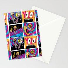 YOLO RAMPAGE! Stationery Cards