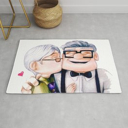 Carl and Ellie Rug