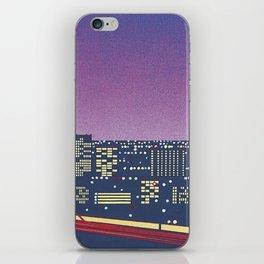 Hiroshi Nagai Vaporwave Shirt iPhone Skin
