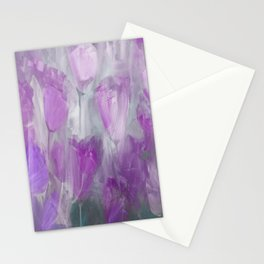 Shades of Lilac Stationery Cards