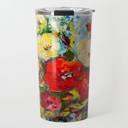 Bright bouquet Travel Mug