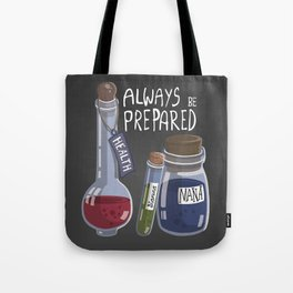 Alchemy Potions Tote Bag