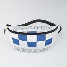 Police, Policia, Polizia, Garda,RCMP Fanny Pack